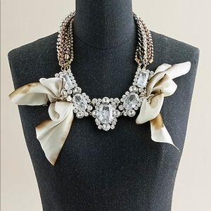 Fenton/Fallon J Crew Carrington necklace (no bows)